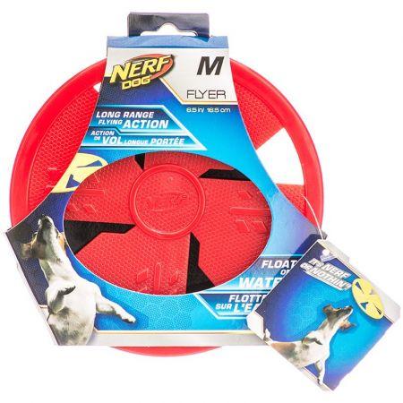 NERF Dog Nerf TPR Flyer Floating Dog Toy