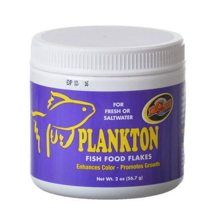 Zoo Med Zoo Med Plankton Fish Food Flakes