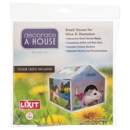 Lixit Lixit Deco House for Small Pets