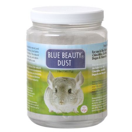 Lixit Blue Cloud Dust for Chinchillas