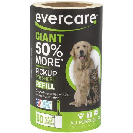 Evercare Evercare Giant Lint Roller Refill
