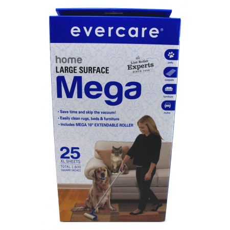 Evercare Large Surface Mega Lint Roller alternate view 1