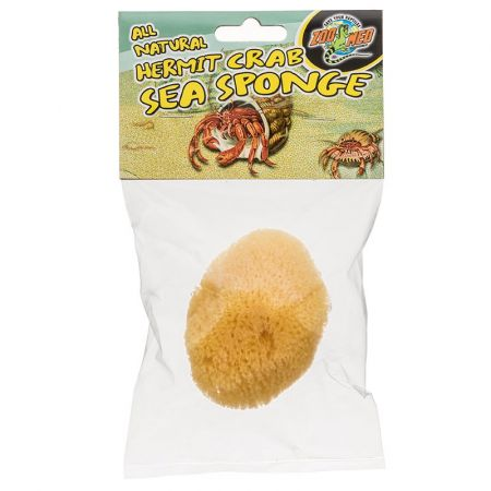 Zoo Med Zoo Med All Natural Hermit Crab Sea Sponge