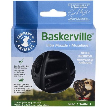 Baskerville Ultra Muzzle for Dogs alternate view 1