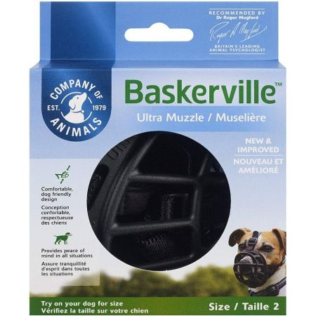 Baskerville Ultra Muzzle for Dogs alternate view 2