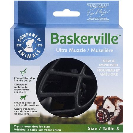 Baskerville Ultra Muzzle for Dogs alternate view 3