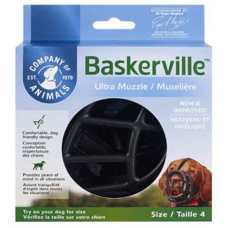 Baskerville Ultra Muzzle for Dogs alternate view 4