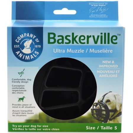 Baskerville Ultra Muzzle for Dogs alternate view 5