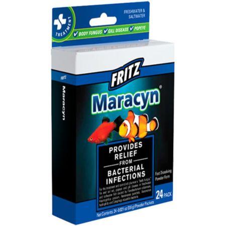 Mardel Maracyn Antibacterial Aquarium Medication - Powder alternate view 2
