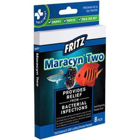Mardel Mardel Maracyn Two Antibacterial Aquarium Medication - Powder