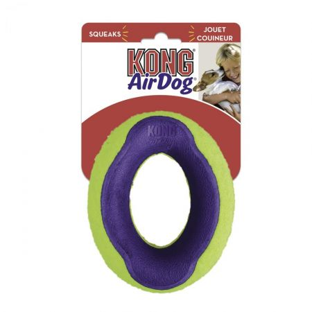 Kong Kong Air Squeakair Oval Dog Toy