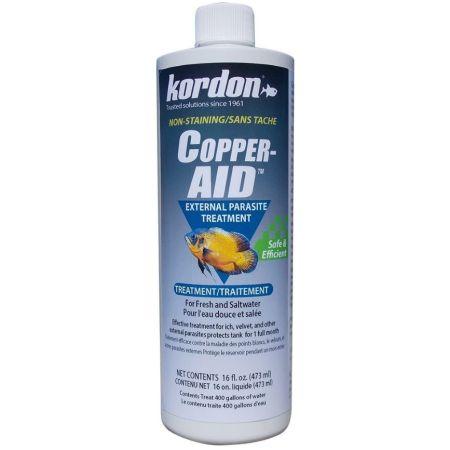 Kordon Kordon Copper Aid External Parasite Treatment