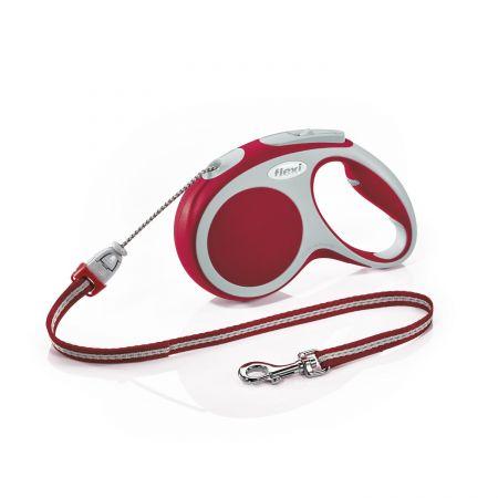 Flexi Flexi Vario Retractable Tape Leash - Red