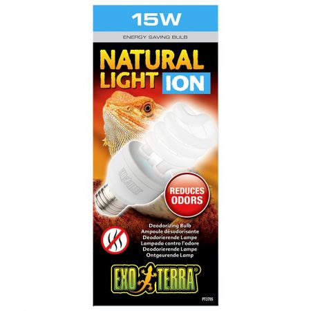 Exo-Terra Exo-Terra Natural Light Ion Deodorizing Bulb