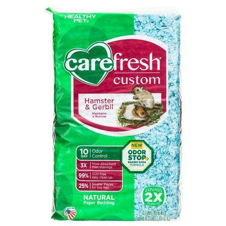 CareFresh Carefresh Custom Hamster & Gerbil Paper Bedding - Blue