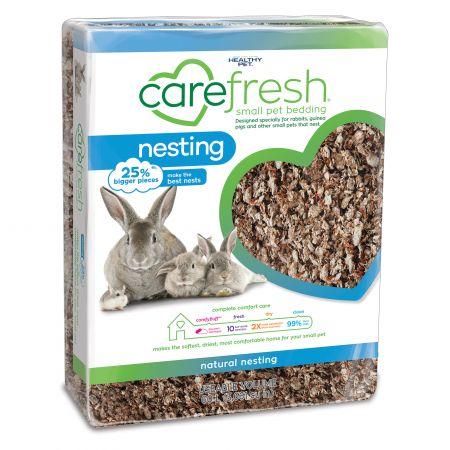 CareFresh Carefresh Custom Guinea Pig & Rabbit Paper Bedding - Natural