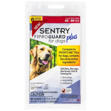 Sentry Fiproguard Plus IGR for Dogs & Puppies alternate view 5