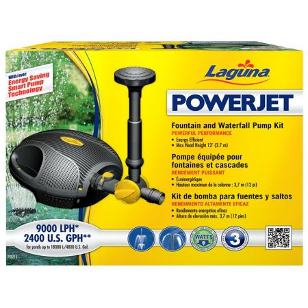 Laguna Laguna PowerJet Fountain & Waterfall Pump Kit
