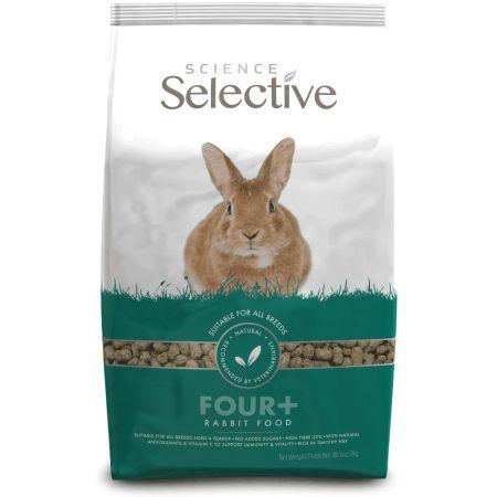 Supreme Science Selective Four+ Rabbit Food