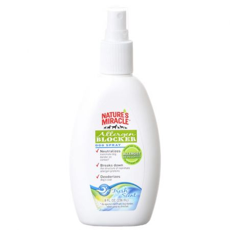 Natures Miracle Nature's Miracle Allergen Blocker Dog Spray