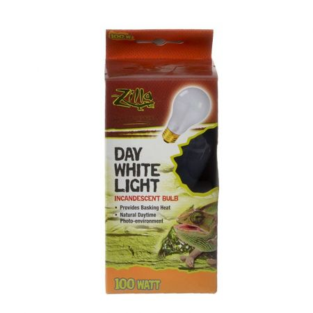 Zilla Incandescent Day White Light Bulb for Reptiles alternate view 3