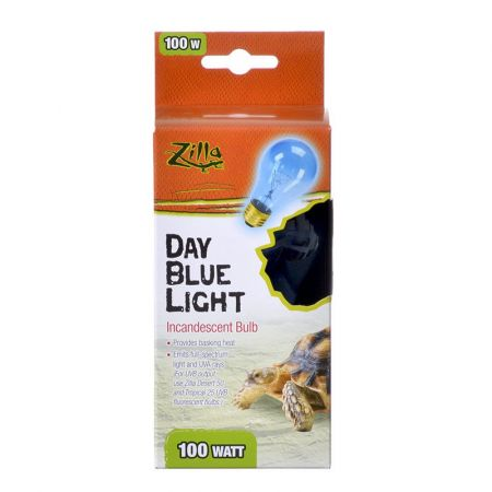 Zilla Incandescent Day Blue Light Bulb for Reptiles alternate view 3