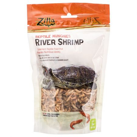Zilla Zilla Reptile Munchies - River Shrimp