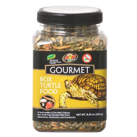 Zoo Med Zoo Med Gourmet Box Turtle Food