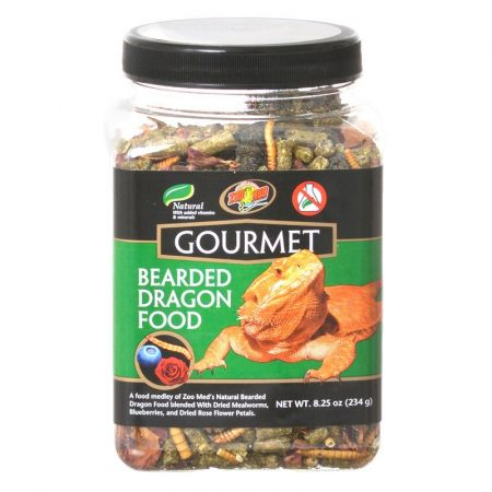 Zoo Med Zoo Med Gourmet Bearded Dragon Food