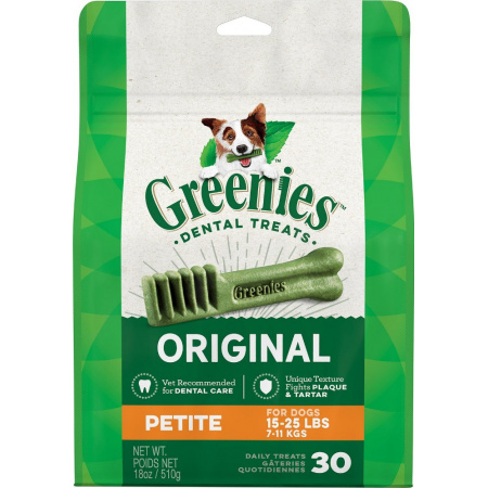 Greenies Original Dental Dog Chews
