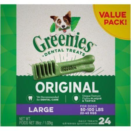 Greenies Original Dental Dog Chews alternate view 17