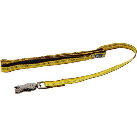 Coastal Pet K9 Explorer Reflective Leash with Scissor Snap - Goldenrod