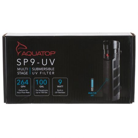 Aquatop Submersible UV Filter with Pump alternate view 3