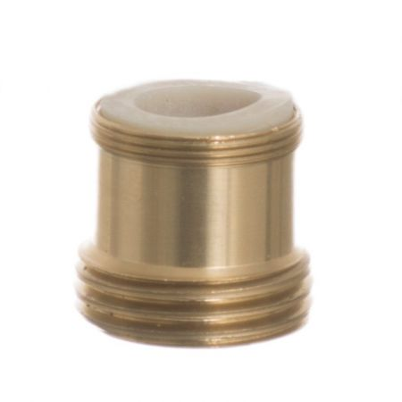 Python Products Python No Spill Clean & Fill Standard Brass Adapter