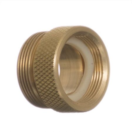 Python Products Python No Spill Clean & Fill Female Brass Adapter
