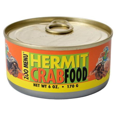 Zoo Med Hermit Crab Food - Canned