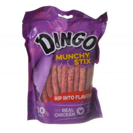 Dingo Dingo Munchy Stix Chicken & Rawhide Chews (No China Sourced Ingredients)