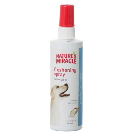 Fresh 'n Clean Nature's Miracle Freshening Spray - Powder Fresh Scent