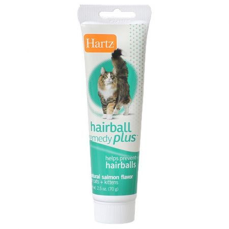 Hartz Hartz Hairball Remedy Plus Cat & Kitten Paste - Natural Salmon Flavor