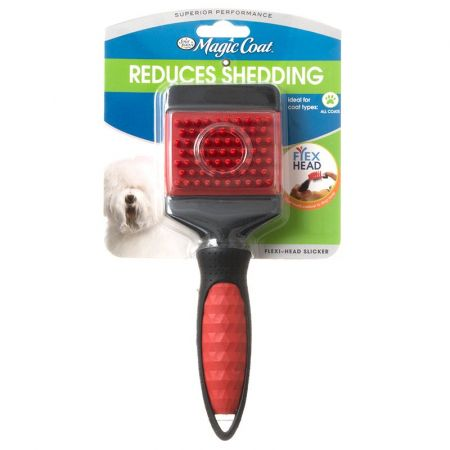 Four Paws Magic Coat Flexihead Slicker Brush