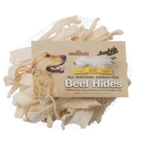 Rawhide Brand Rawhide Brand Eco Friendly Beef Hide Natural Strips