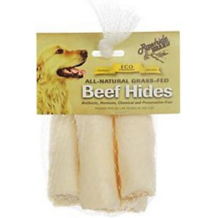 Rawhide Brand Eco Friendly Beef Hide Natural Roll