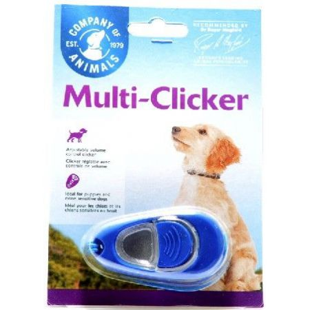 Company of Animals Company of Animals Clix Multi-Clicker
