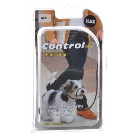 Coastal Pet Control Ease Head Collar - Black
