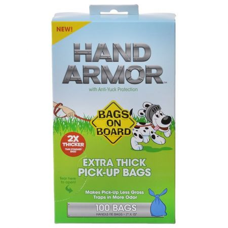 Bags On Board Bags on Board Hand Armor Extra Thick Pick-Up Bags