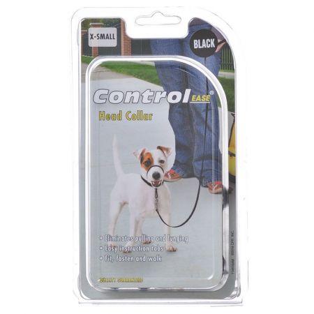 Control Ease Head Collar - Black alternate view 1