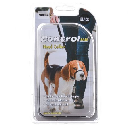 Coastal Pet Control Ease Head Collar - Black