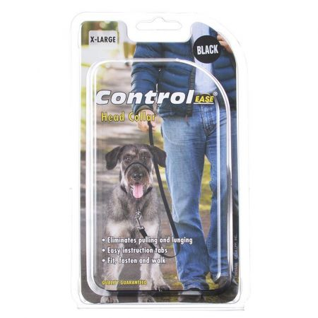 Control Ease Head Collar - Black alternate view 2