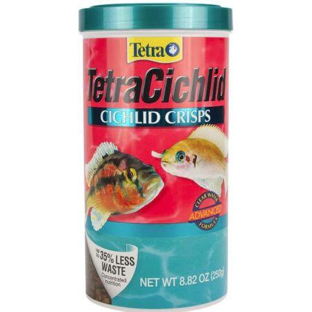 Tetra TetraCichlid Cichlid Crisps alternate view 2