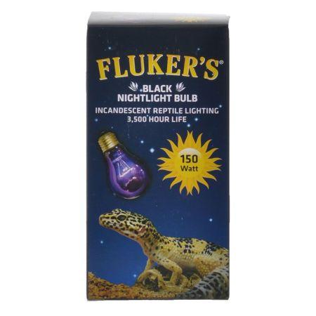 Flukers Black Nightlight Incandescent Bulb alternate view 4